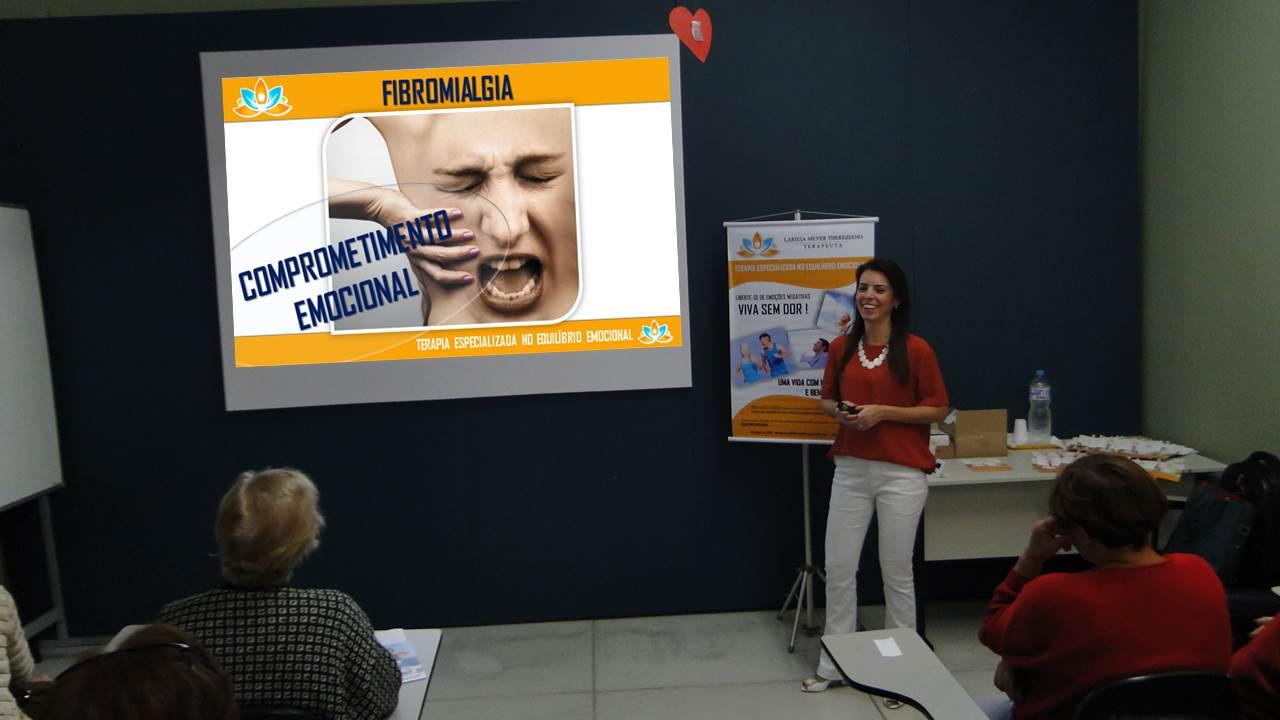 Palestra Fibromialgia