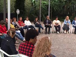 Workshop TFT e Meditação