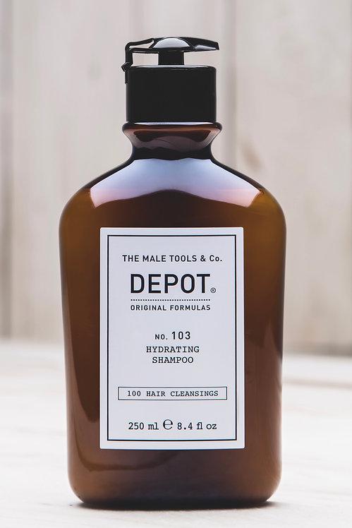 Depot 103 Hydrating shampoo