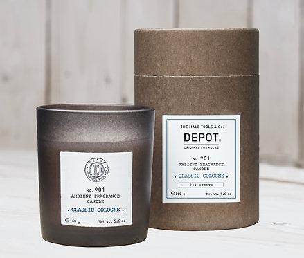Depot Fresh classic cologne kaars