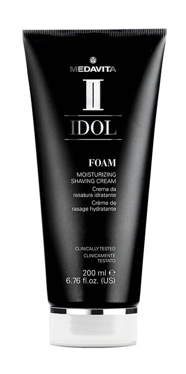 Idol Man Shave&care - Foam Moisturizing 200ml