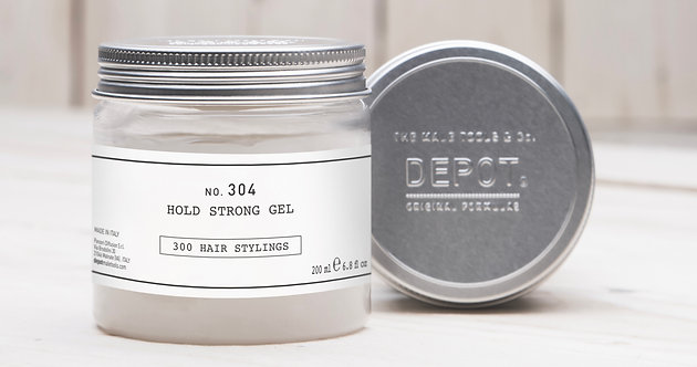 Depot 304 Hold strong gel