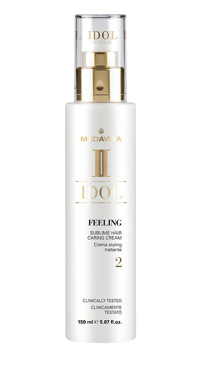 Idol Texture - Feeling Sublime Hair Caring cream