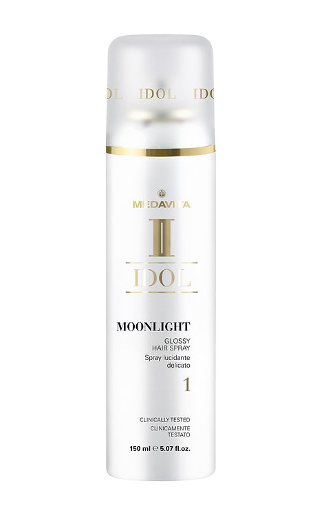 Idol Shine - Moonlight Glossy Hair Spray 150ml