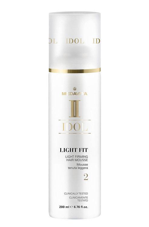 Idol Texture - Light Fit Light Firming mousse 200ml