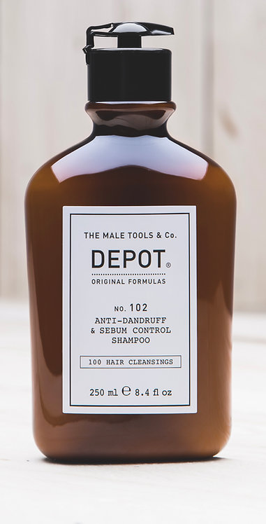 Depot 102 Dandruff & sebum shampoo