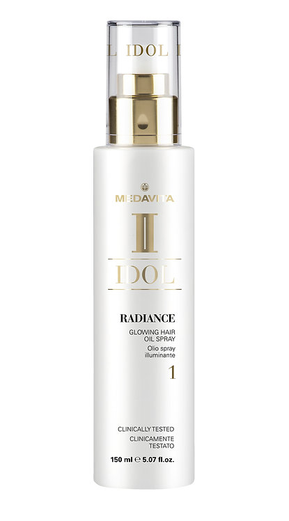 Idol Shine - Radiance Glowing Hair Oil Spray 150ml