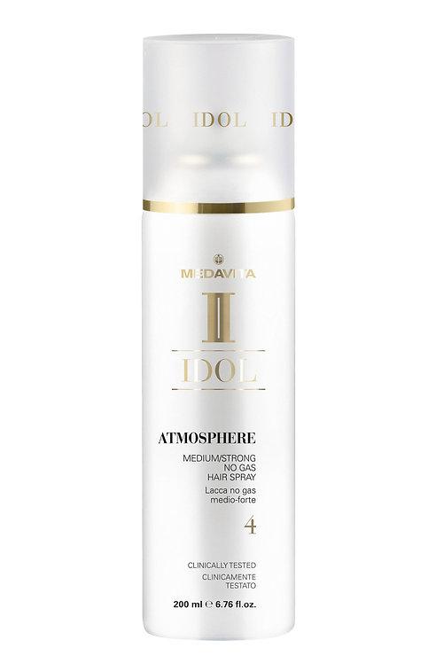 Idol Texture - Atmosphere Medium No gas hair spray 200ml
