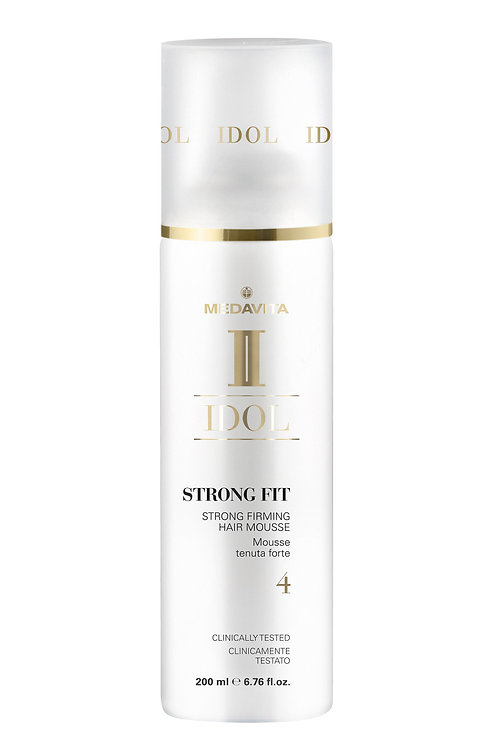Idol Texture - Strong Fit Strong Firming mousse 200ml