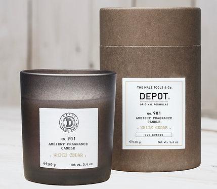 Depot White Cedar kaars
