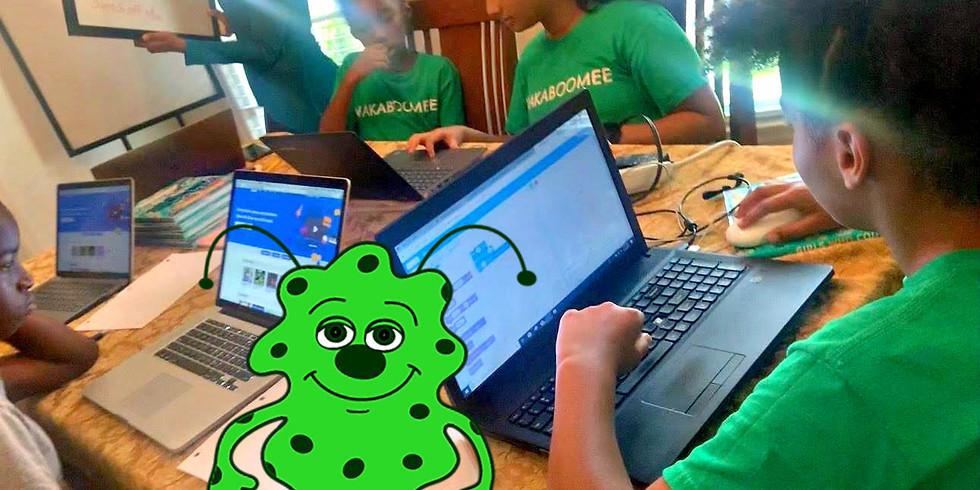 Wakaboomer GIRLS Who Code