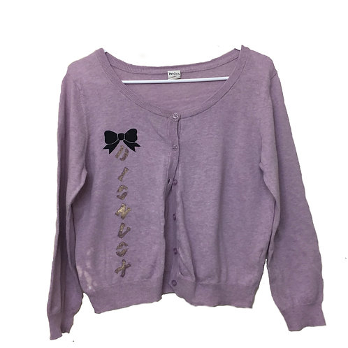 Light Purple Cardigan