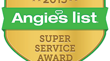 All Pro Earns Angie's List Super Service Award