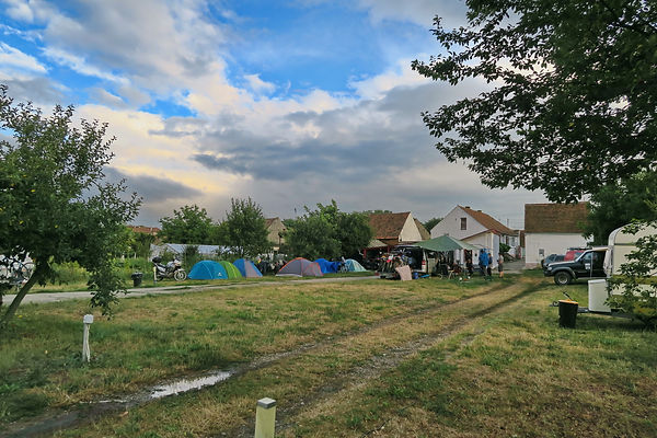 Kamp Aureil Vlacau Romunija