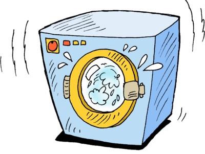 Ali spalno vrečo lahko operemo v pralnem stroju?