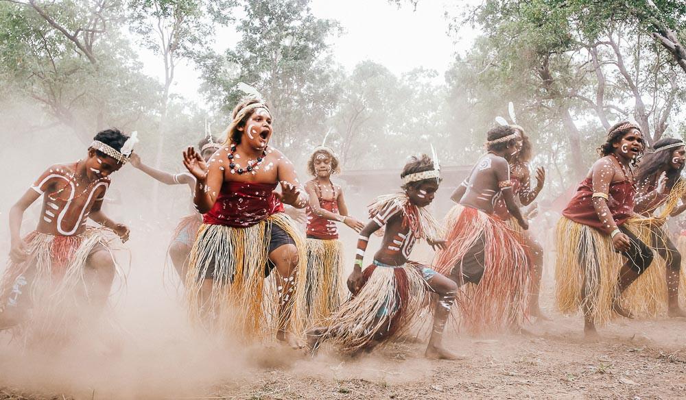 Aboriginski ples