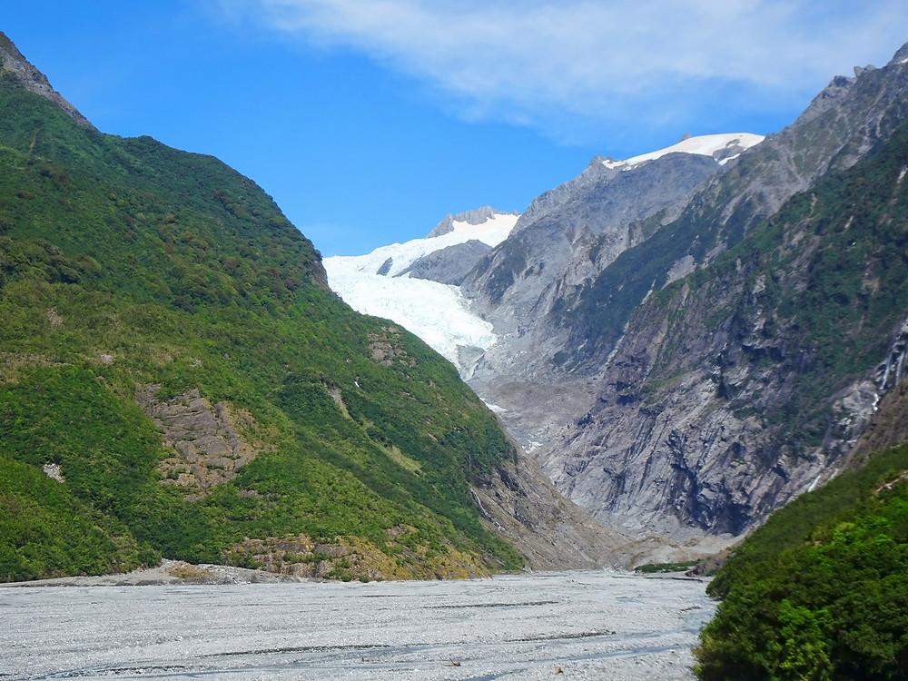 Ledenik Franz Jozef, Nova Zelandija