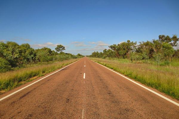 Podpahto: Cesta v Queenlandu