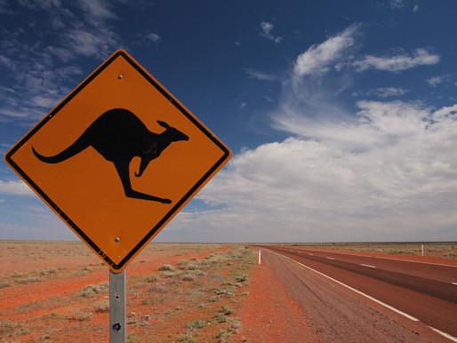 Koga sva srečala na potovanju po Avstraliji?