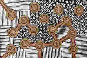 Aboriginska umetnost