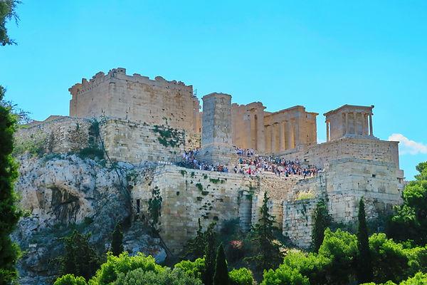 Podlahto: Atenska akropola