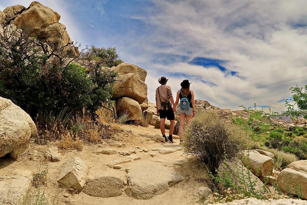 Hidden Valley Trail