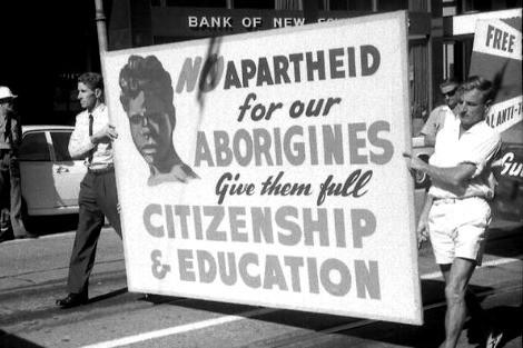 Protesti za pravice Aboriginov