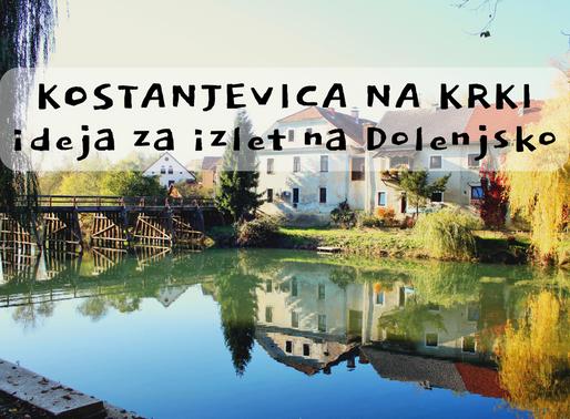 Kostanjevica na Krki – ideja za izlet na Dolenjsko
