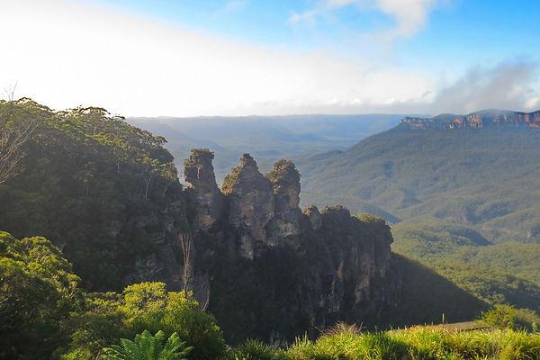 Podplahto: Three Sisters, Blue mountains