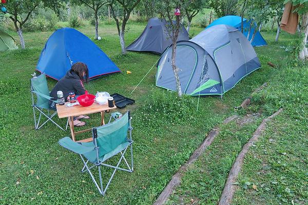 Kamp Curtea de Arges Romunija