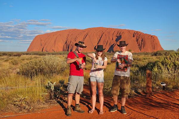Poplahto: Uluru