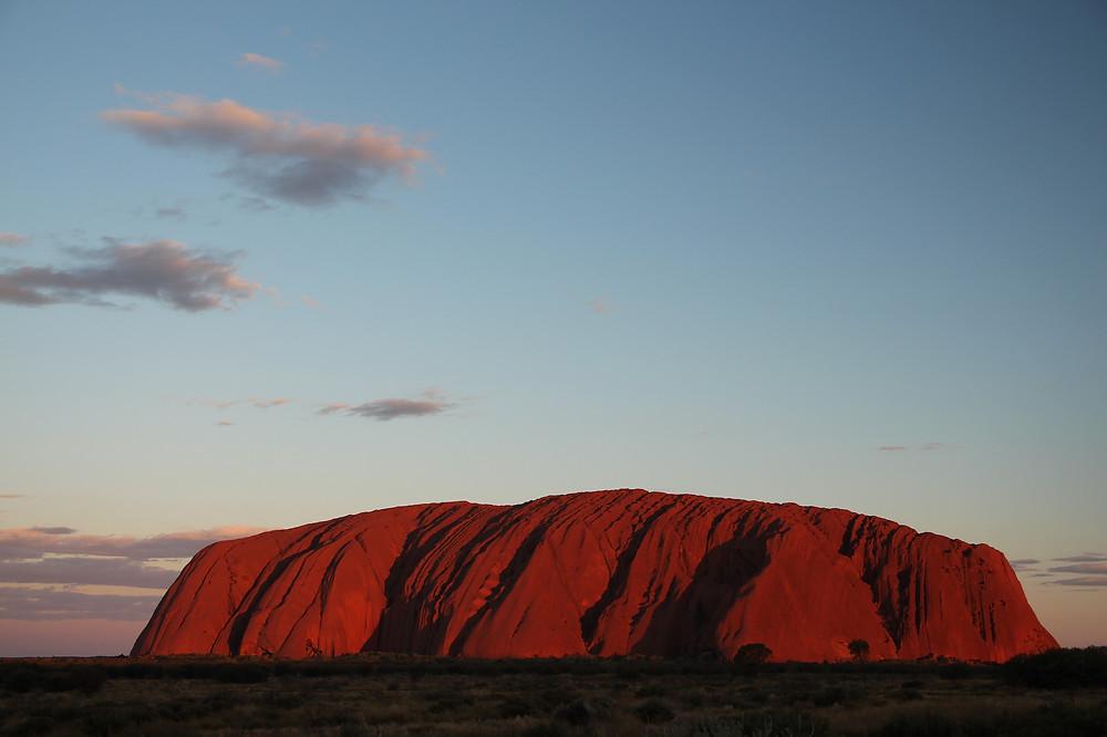Sveta gora Uluru