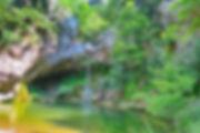 Podplahto: Drymona Falls