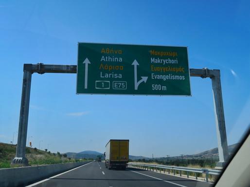 Koliko stane vožnja po evropskih cestah?