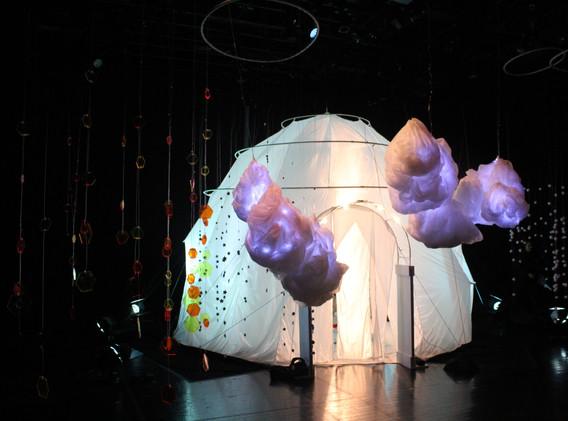 Nest at Lincoln Center Credit Luke Neville