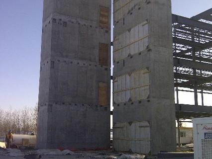 Ross Creek- Stair towers