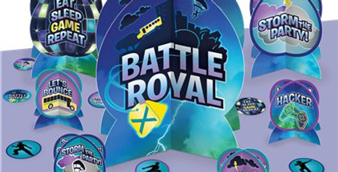Battle Royal Table Decorating Kit (each)