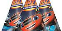 Blaze and the Monster Machines Cone Hats  8pk