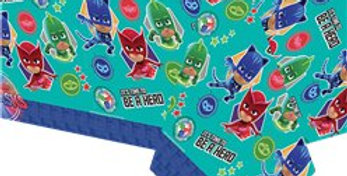 PJ Masks Plastic Tablecover - 1.4m x 1.8m (each)