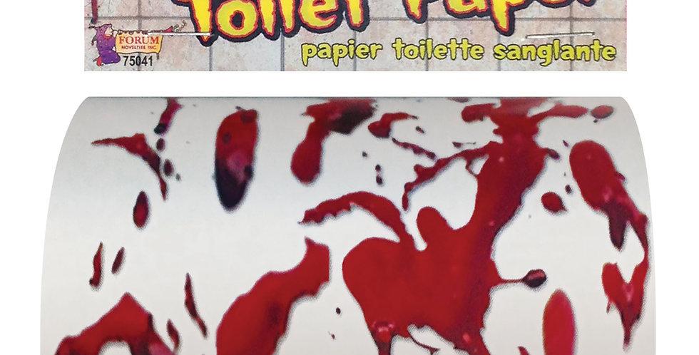 Toilet Paper Bloody