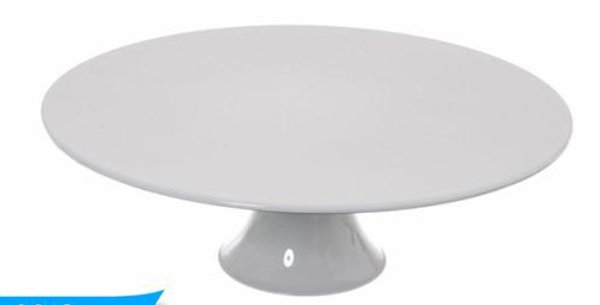 22.5 x 9.5cm  Cake stand plastic
