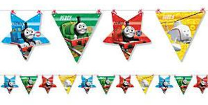 Thomas the Tank Engine Banner - 2.5m Letter (each)