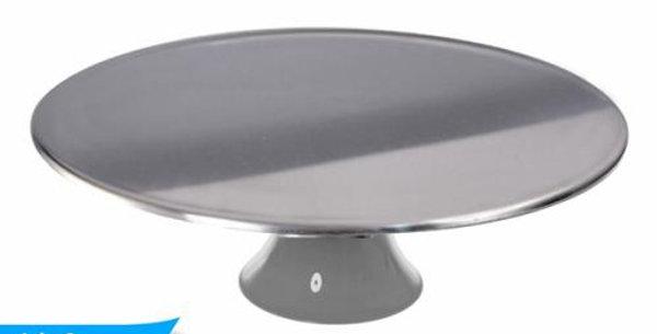 16,5cm x 9.5cm cake stand plastic