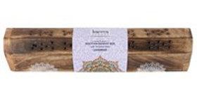 Karma Lavender Incense Wooden Set