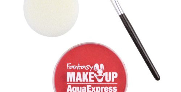Aqua Sponge & Brush