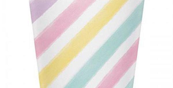 Unicorn Sparkle Paper Cups - 256ml (8pk)