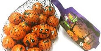 Net of Chocolate Pumpkins - 75g (each)