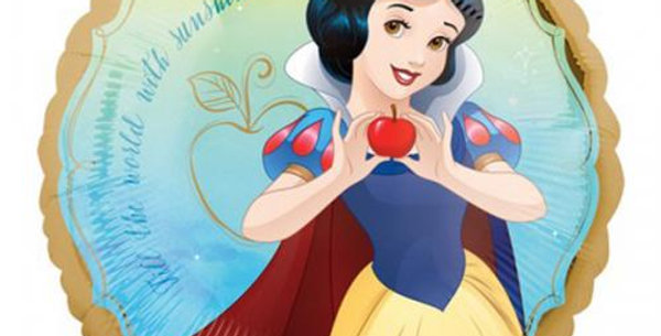 18'' foil balloon Shape Snow white