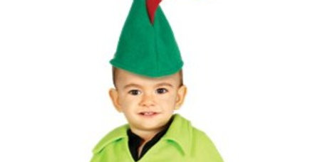 Little Peter Pan - Baby and Toddler Costume 19.99 6-12 months , 1-2 years