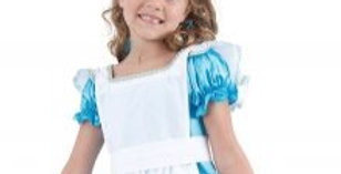 Alice Included: Dress, Apron and Headband